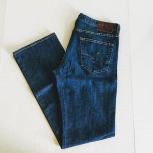 Adriano Goldschmied The Protege Dark Wash Jeans